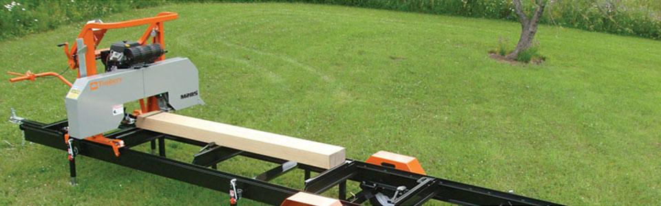 Timbery Portable Sawmill