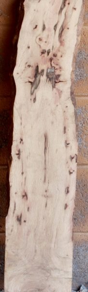 Blue Oak Spalted Character Lumber, FW13103