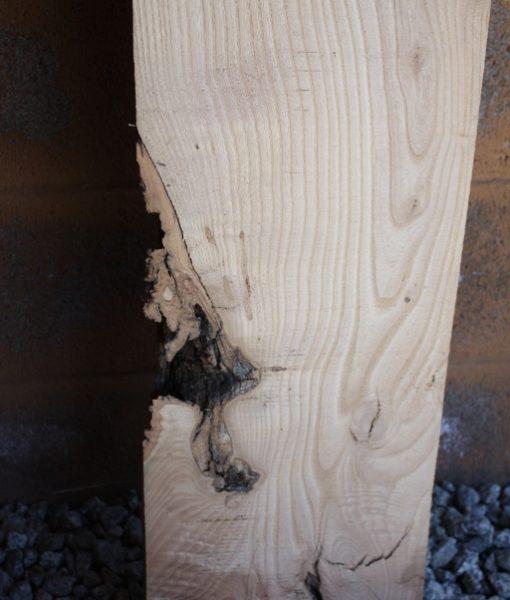 Ash Live Edge Slab, FW13174
