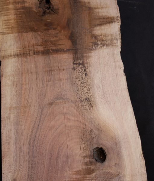 California Claro Walnut Live Edge Slab, FW13240