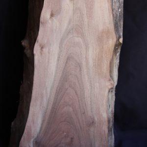 California Claro Walnut Live Edge Slab, FW13240