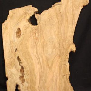 California Olive Wood Panel, XA07