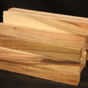 Pistachio Wood Pen Blanks Set of Four, P104