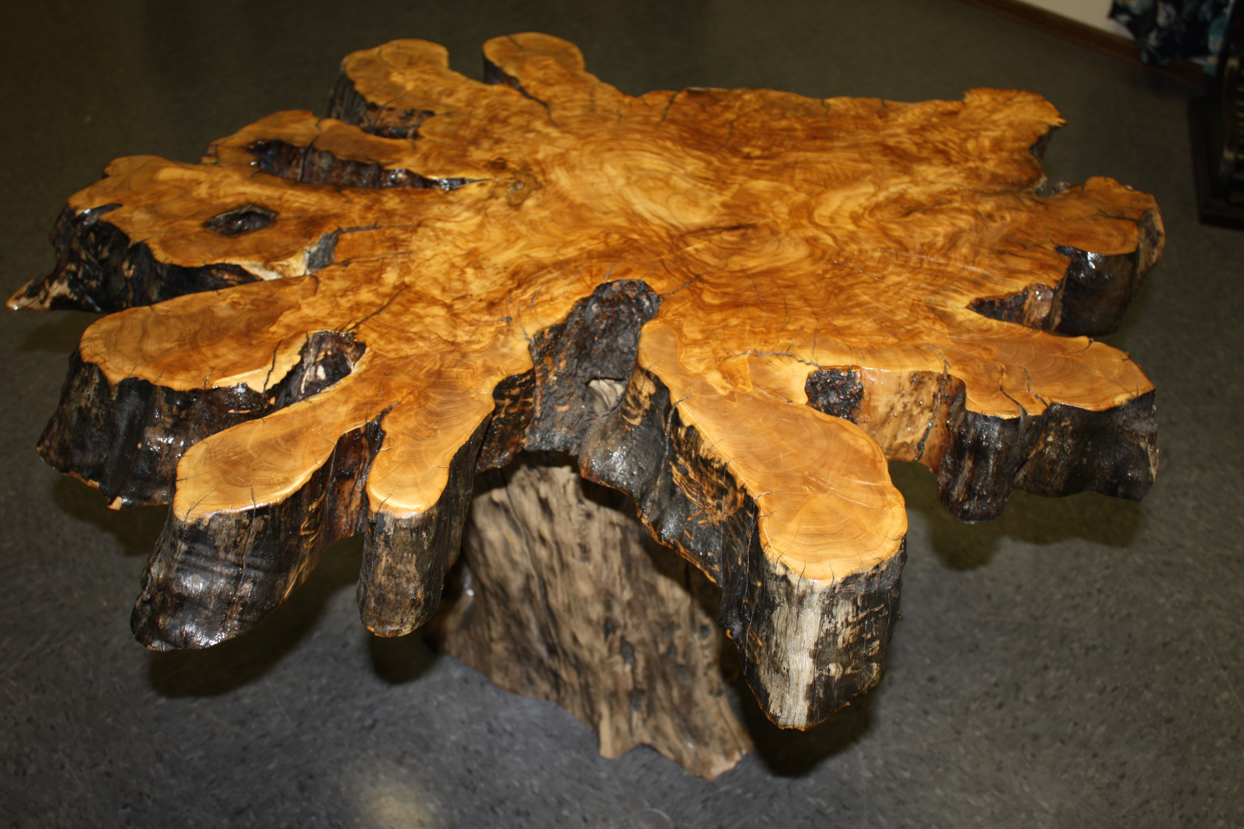 Olive Wood Table, T1200