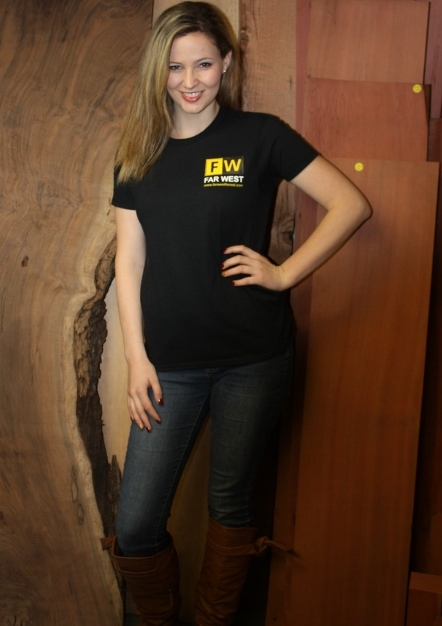 Alyssa Alger Far West T-Shirt