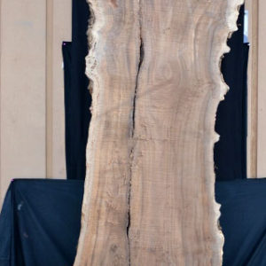 Claro Walnut/ English Graft Slab, S114