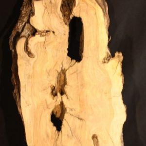 California Olive Wood Slab Live Edge, KC5151