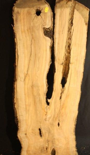California Olive Wood Natural Edge Slab, KC5156