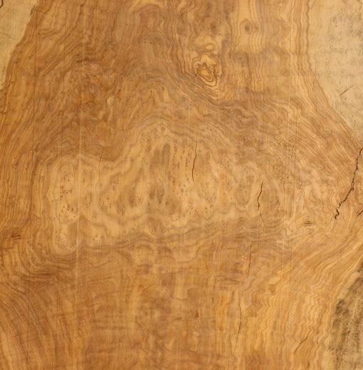 California Olive Wood Natural Edge Slab, KC5157