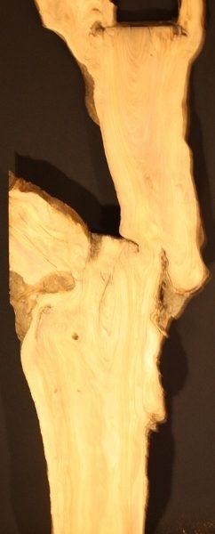 California Olive Wood Live Edge Slab, KC51513