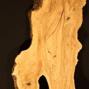 California Olive Wood Live Edge Slab, KC51521