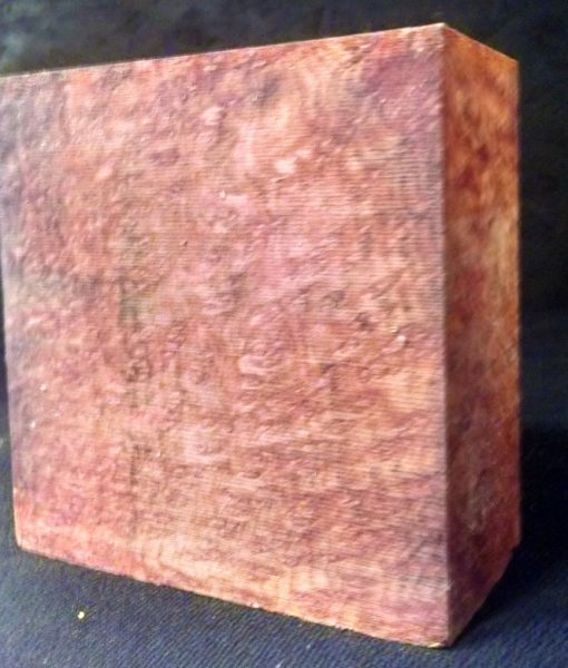 Redwood Burl Fancy Turning Block, FW111014-045