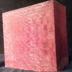 Red Gum Eucalyptus Figured Turning Blocks, FW111014-81