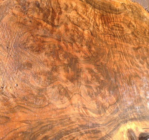 Claro Walnut Burl Cluster, FW1915
