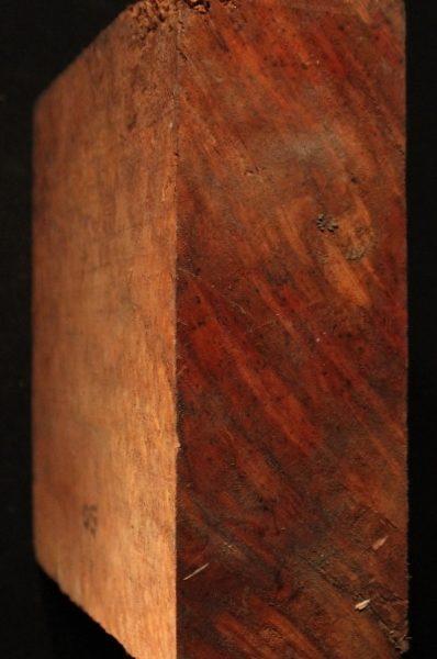 Redwood Birds Eye Burl Turning Block, TB111014-011