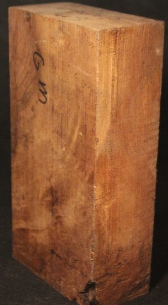 Claro Walnut Burl Turning Block GM111014-27