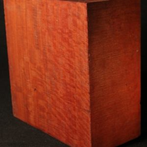 Redgum Lace Wood Turning Block, TB111014-76
