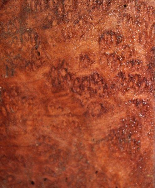 Curly Redwood Burl Tuning Blank, FW111014-089