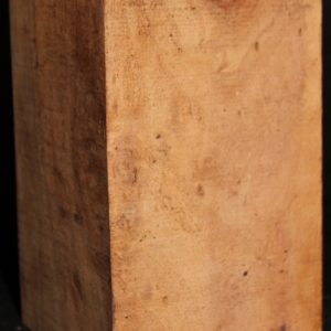 Cotton Wood Cluster Turning Block, TB111014-106