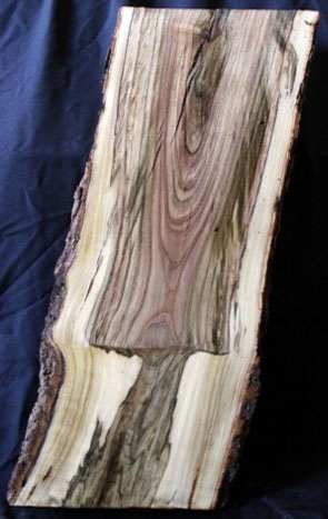 Pistachio Wood Blank, KC051408