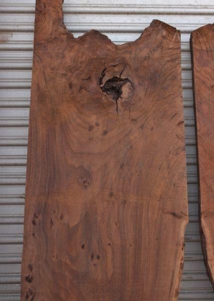 California Claro Walnut Slab, FW070706-B