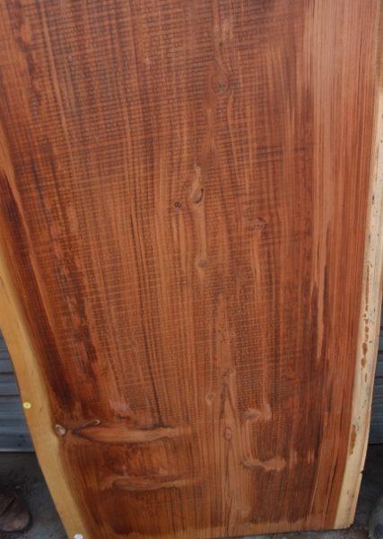 Costal Redwood Table Slab, S120