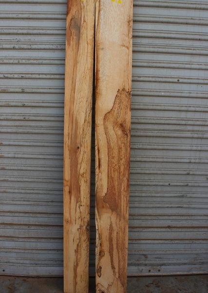 Spalted Tan Oak Lumber, JKSET-A