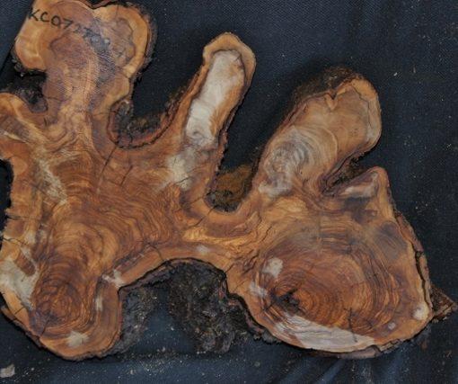 Olive Wood Set of Three, KC072709- A, B, C