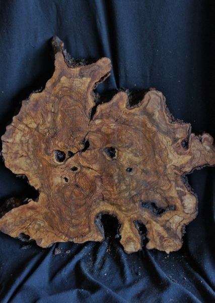 Olive Wood Slab Small Table Top, KC072713