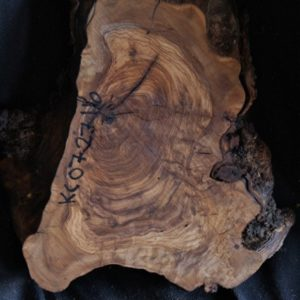 Olive Wood Blank, KC072716