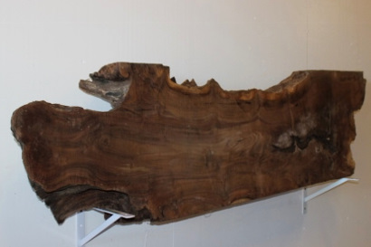 Walnut Mantle Piece, FW011410-3