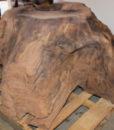 Walnut Burl Base, FW1037