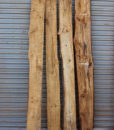 Spalted Tan Oak Set of Four, JKSET2