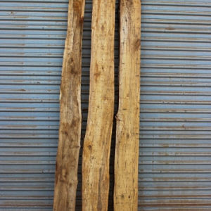 Spalted Tan Oak Set of Three, JKSET3