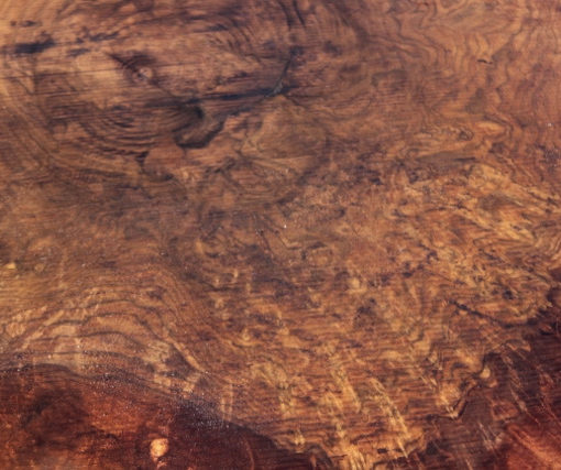 Walnut Burl Round, GM121515-5