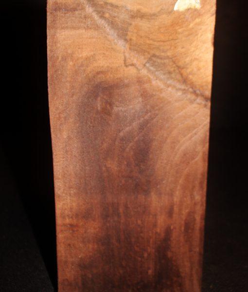 claro walnut turning-block