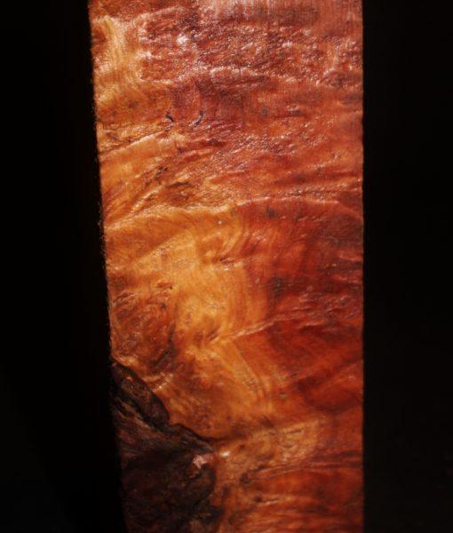 coastal redwood turning-block