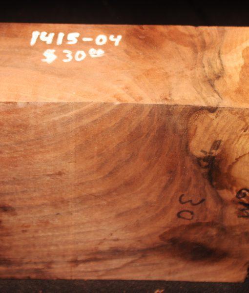 claro walnut turning block fw1415-04
