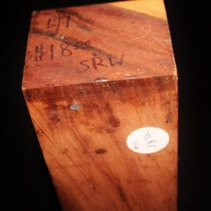 giant sequioa redwood turning block