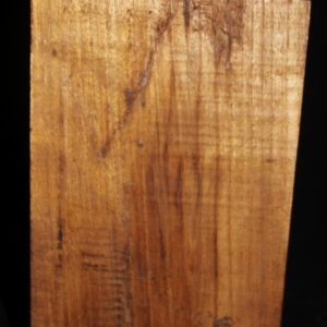 black locust turning block