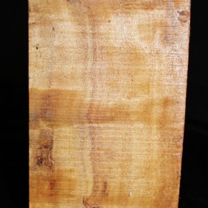 Cottonwood Turning Block