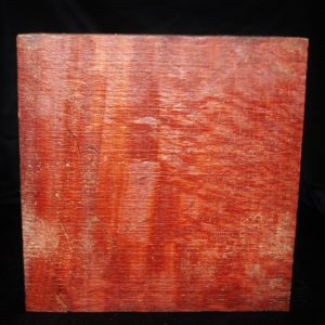 Red Gum Eucalyptus turning block