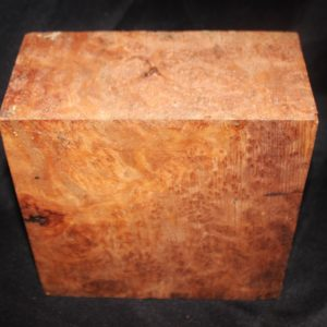 coastal redwood turning block