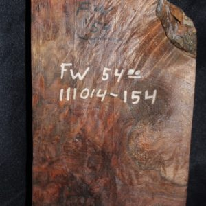 claro walnut turning block